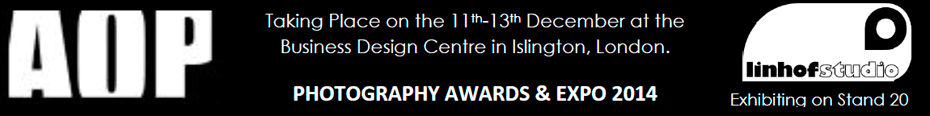 Photography Awards & Expo 2014 - Linhofstudio Stand 20